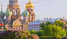 Croisière La Voie des Tsars de Saint-Pétersbourg à Moscou