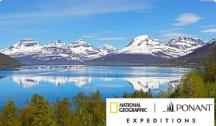 Le Spitzberg Emblématique avec National Geographic  (Tromsø-Longyearbyen) Vols Aller-Retour Inclus