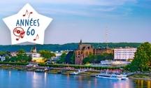 Week-End de Fête en Croisière sur le Rhin (THE_A60) 4 Ancres MS Monet ou France