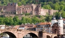 4 Fleuves Les Vallées du Neckar du Rhin romantique de la Moselle & de la Sarre  (STS) 4 Ancres